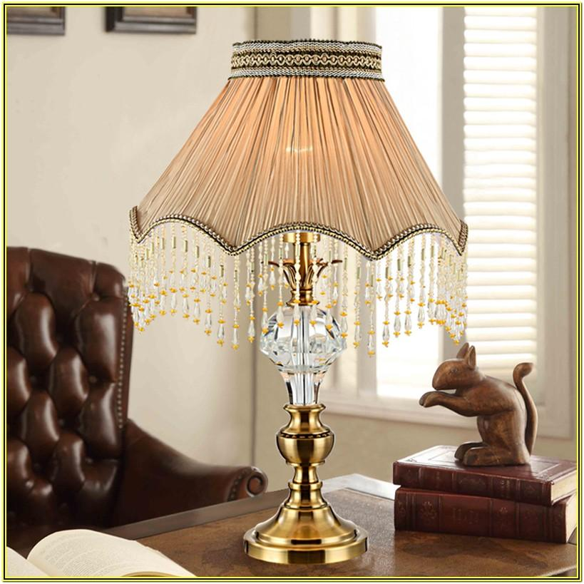 Contemporary Modern Table Lamps For Living Room