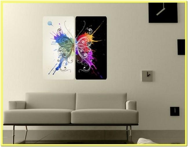Contemporary Wall Art Ideas For Living Room