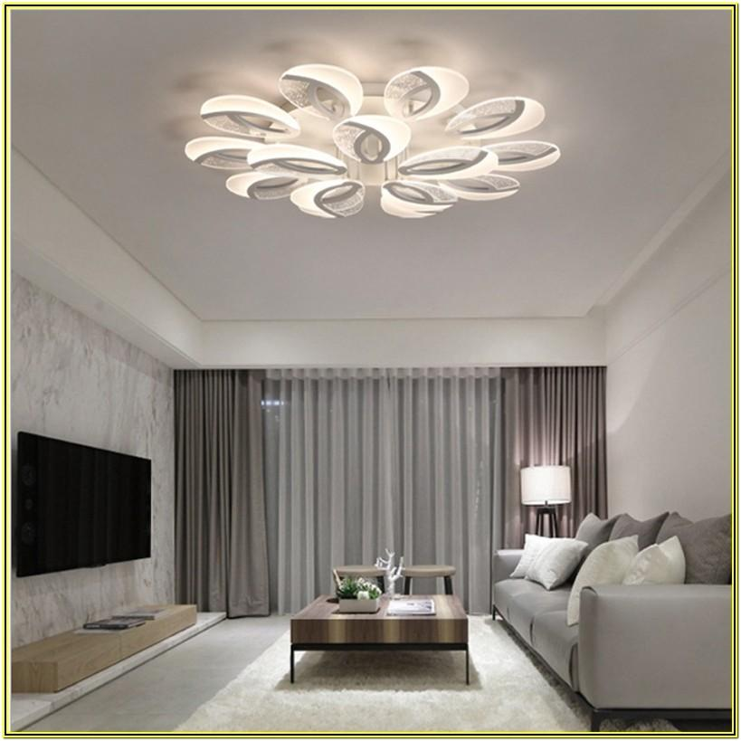 Contemporary Warm Minimalist Living Room