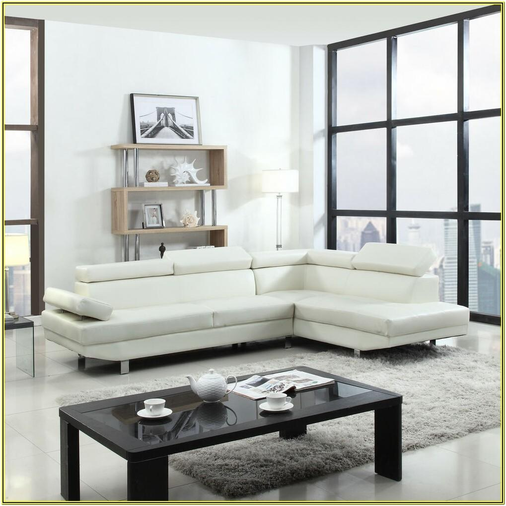 Contemporary White Living Room Furniture