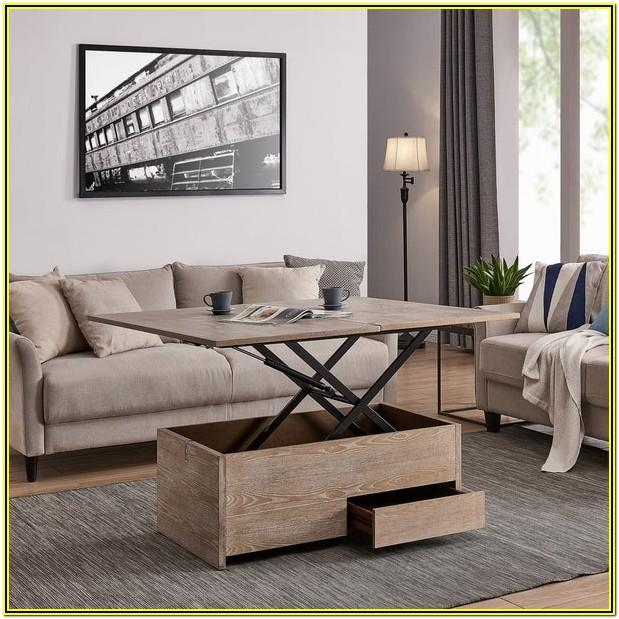 Convertible Living Room Table
