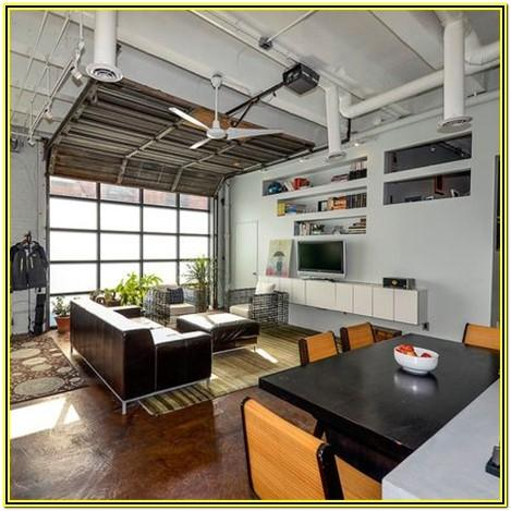 Converting Garage Into Living Room