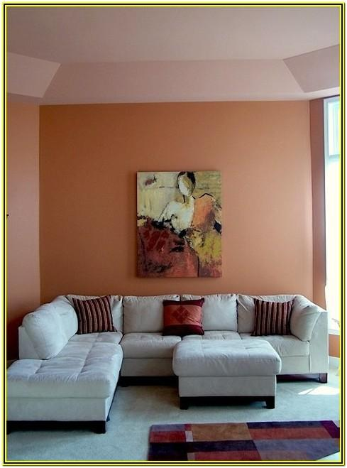 Coral Paint Color For Living Room