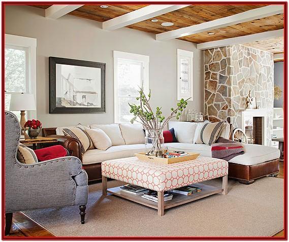 Cottage Living Room Decor Ideas