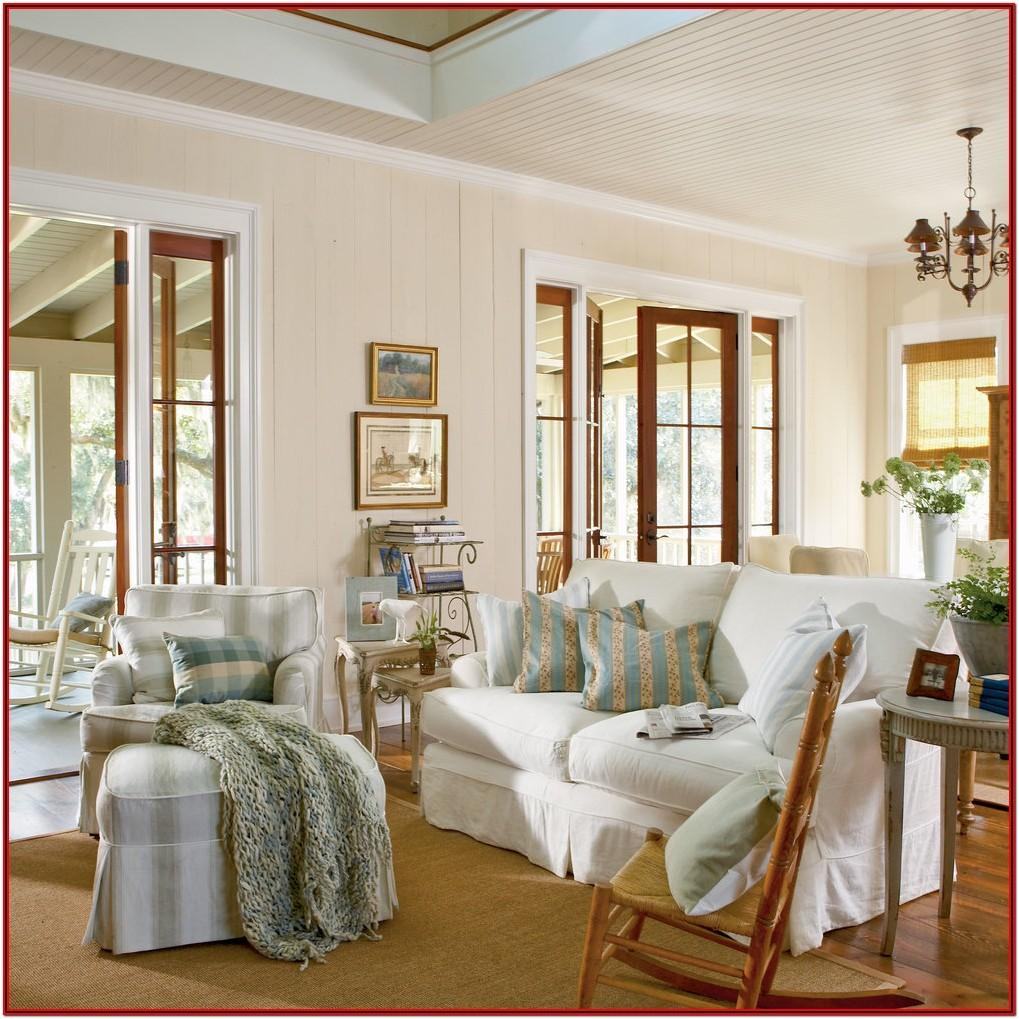 Cottage Style Country Style Living Room Sets