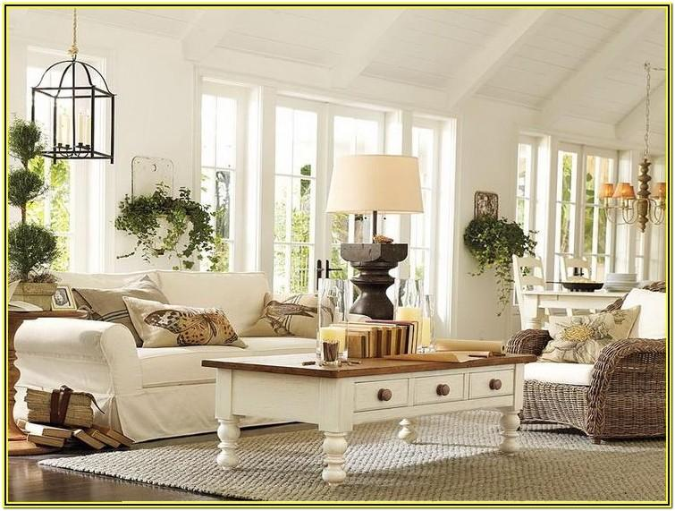 Country Farm Decor Living Room