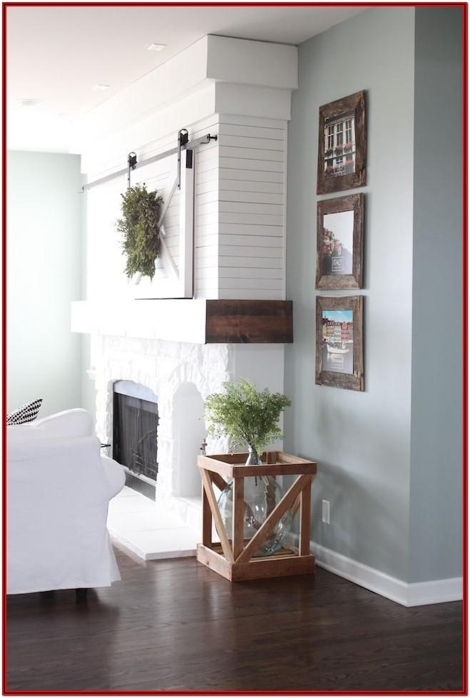 Country Farmhouse Living Room Paint Colors