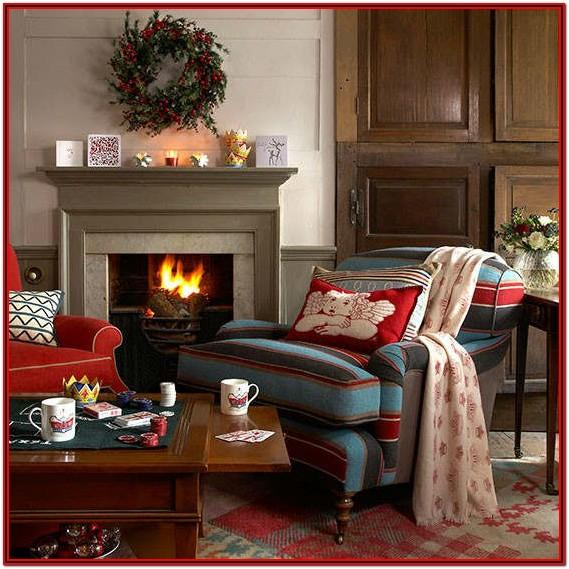 Country Home Country Style Living Room Decor