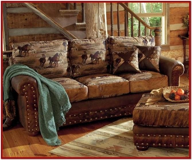 Cowboy Living Room Furniture