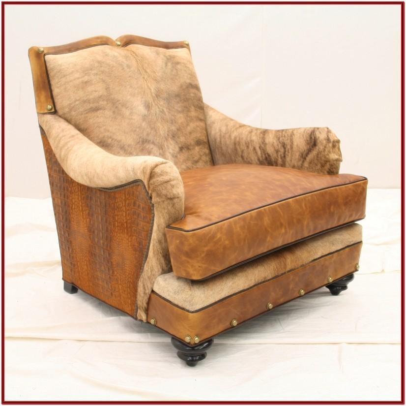 Cowhide Living Room Furniture