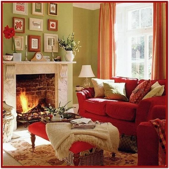 Cozy Colors For A Small Living Room