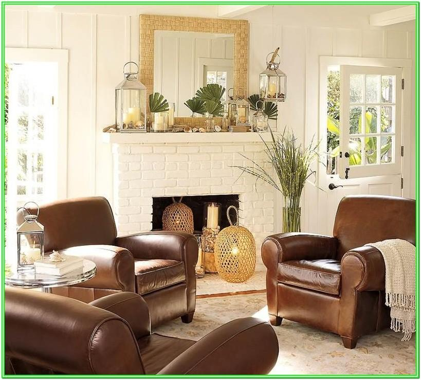 Cozy Living Room Colors For Black Leather Furniture