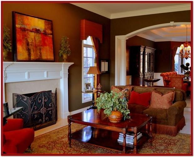 Cozy Living Room Paint Colors