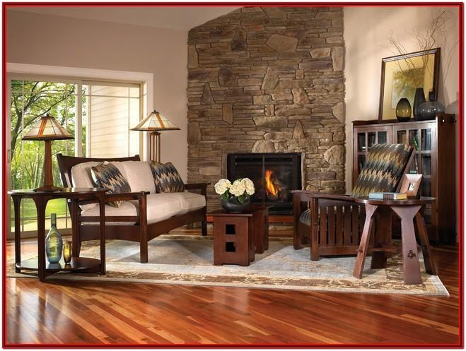 Craftsman Living Room Furniture