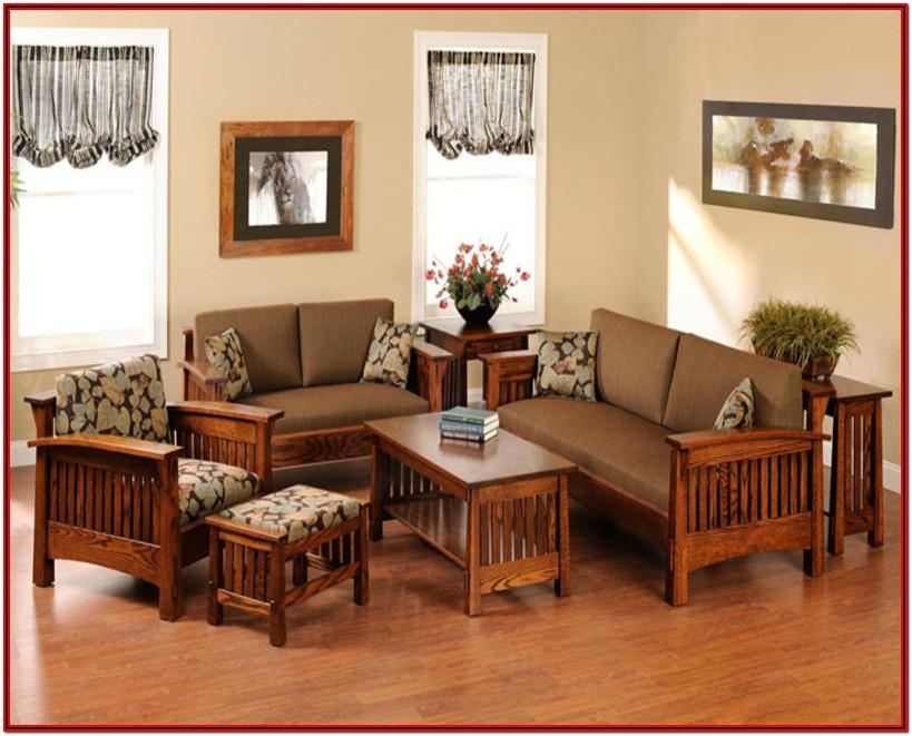 Craftsman Style Mission Style Living Room Furniture