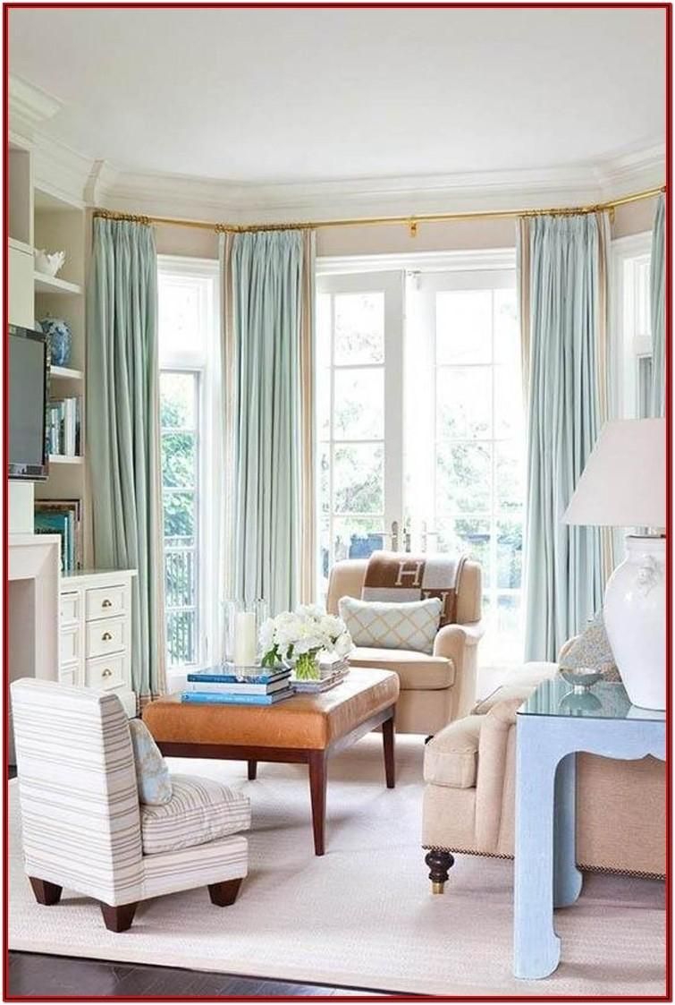 Curtain Ideas For Large Living Room Windows
