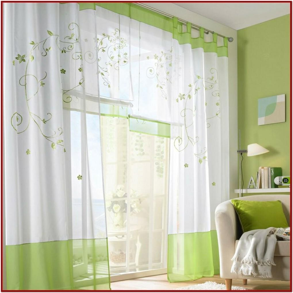 Curtains And Valances For Living Room