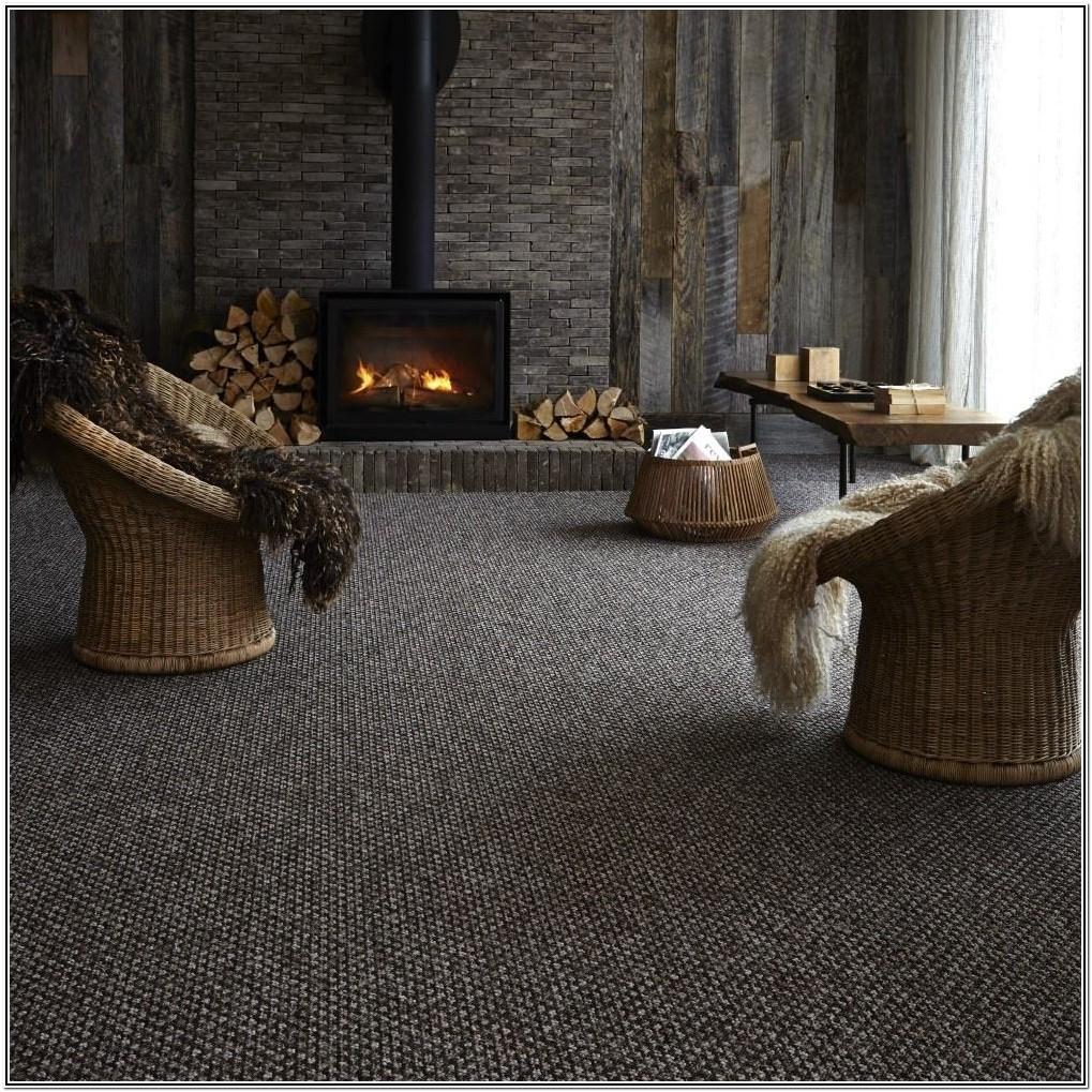 Dark Brown Dark Carpet Living Room Ideas