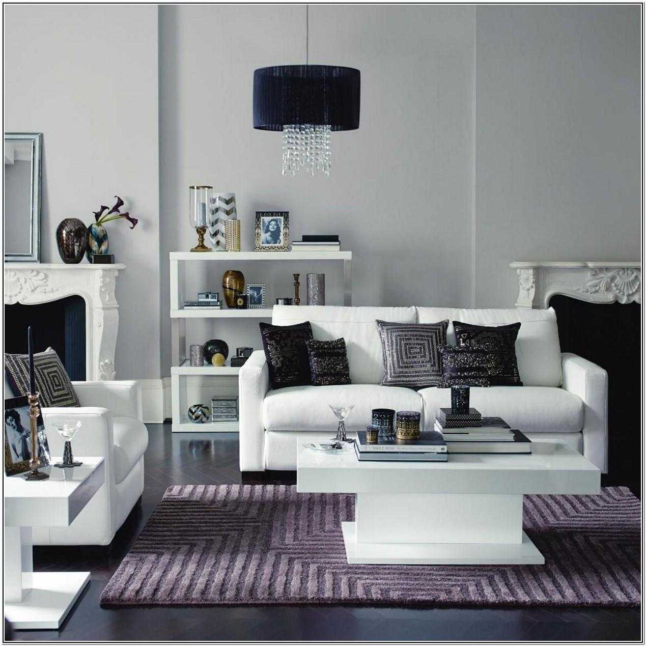 Dark Grey Leather Couch Living Room