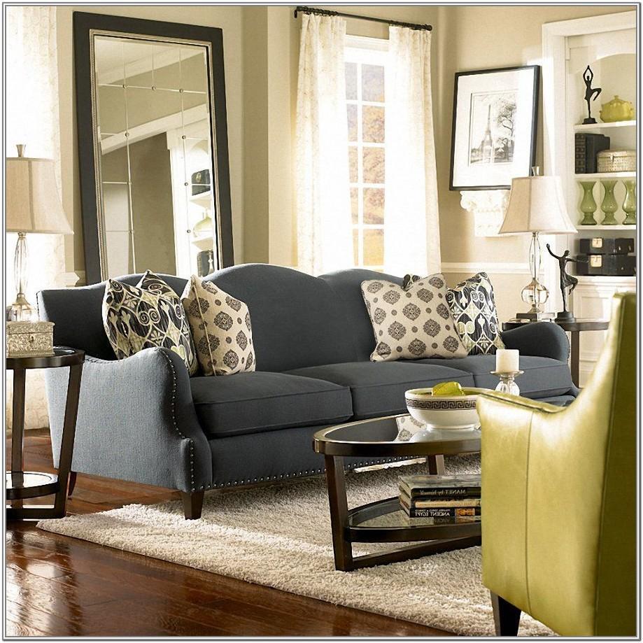 Dark Grey Living Room Chair