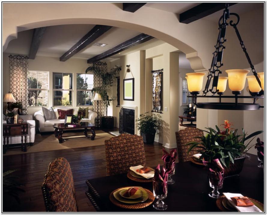 Dark Wood Floor Living Room Furniture
