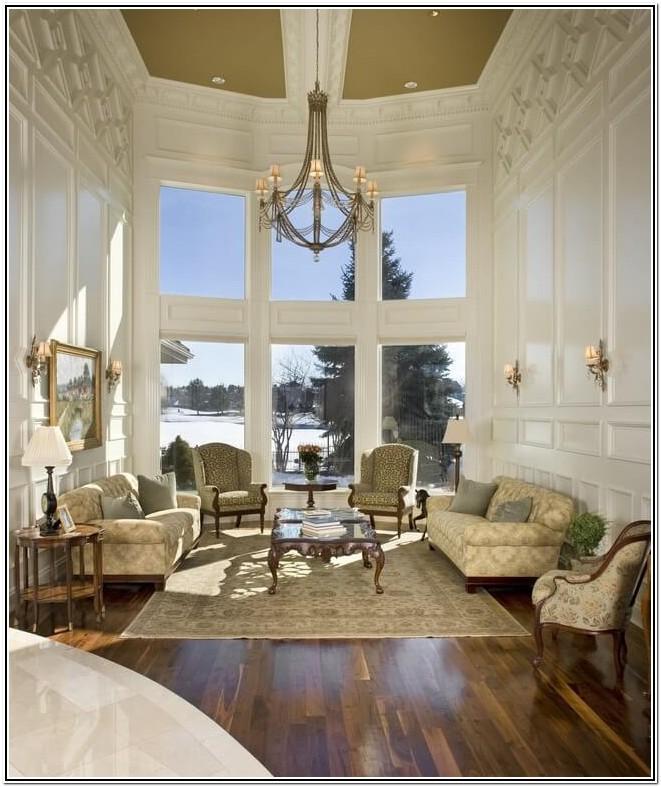 Dark Wood Furniture Living Room Ideas
