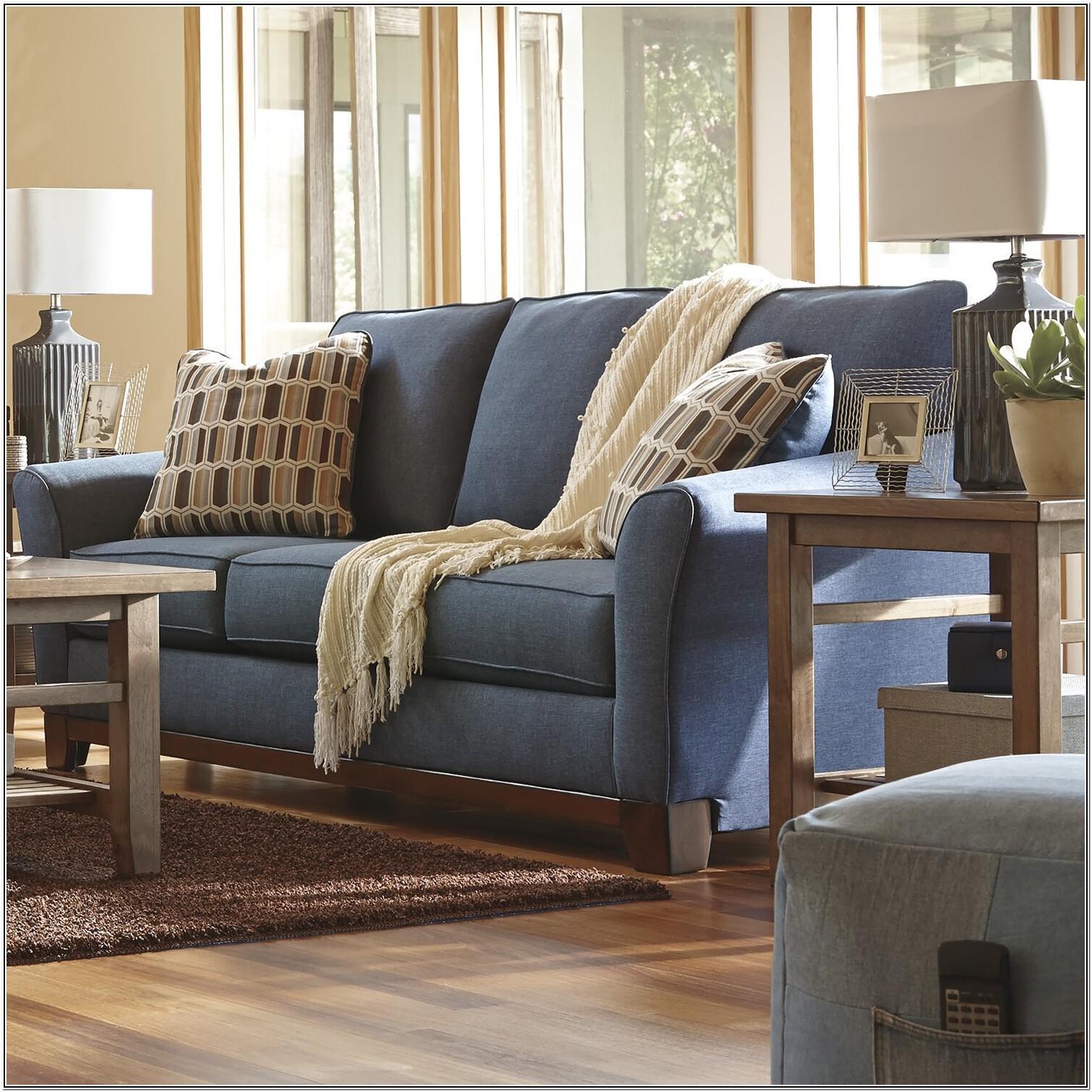 Dawson Denim Living Room Sectional Instructions