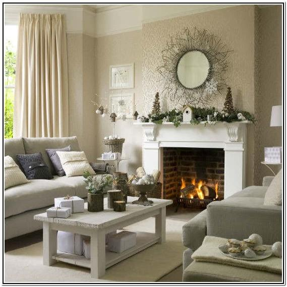 Decorating The Living Room Ideas Pictures