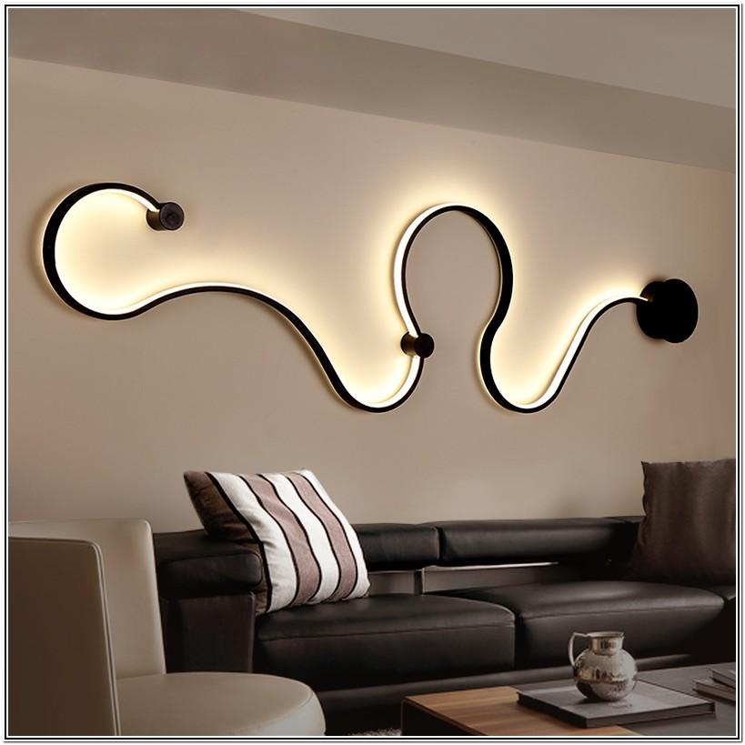 Decorative Modern Wall Lights For Living Room