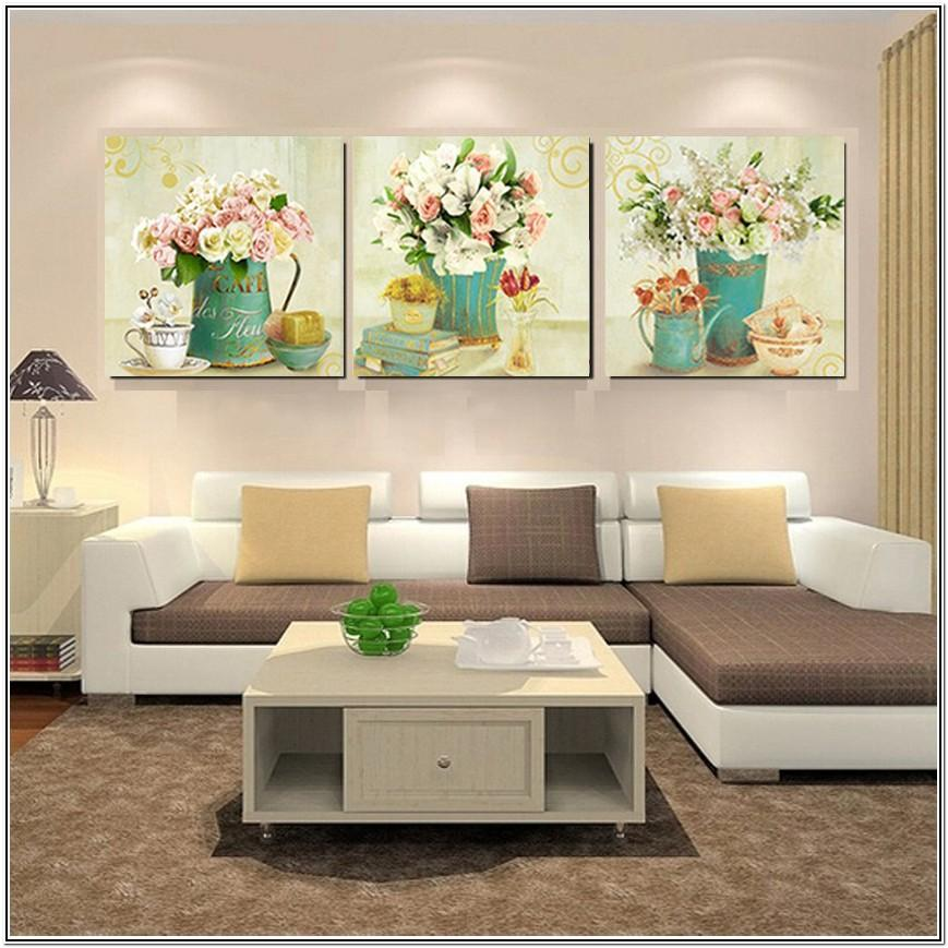 Decorative Wall Paintings For Living Room