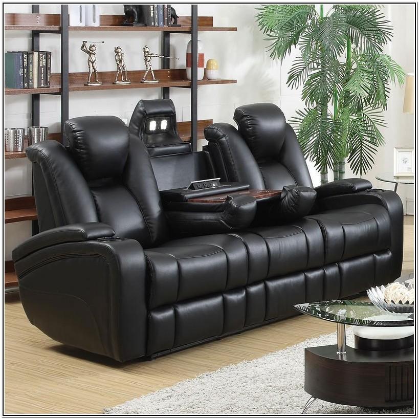 Delange Power Reclining Living Room Set