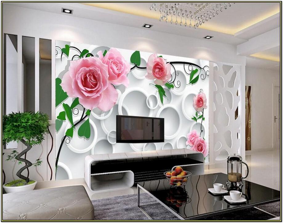 Design Best Wallpaper For Living Room