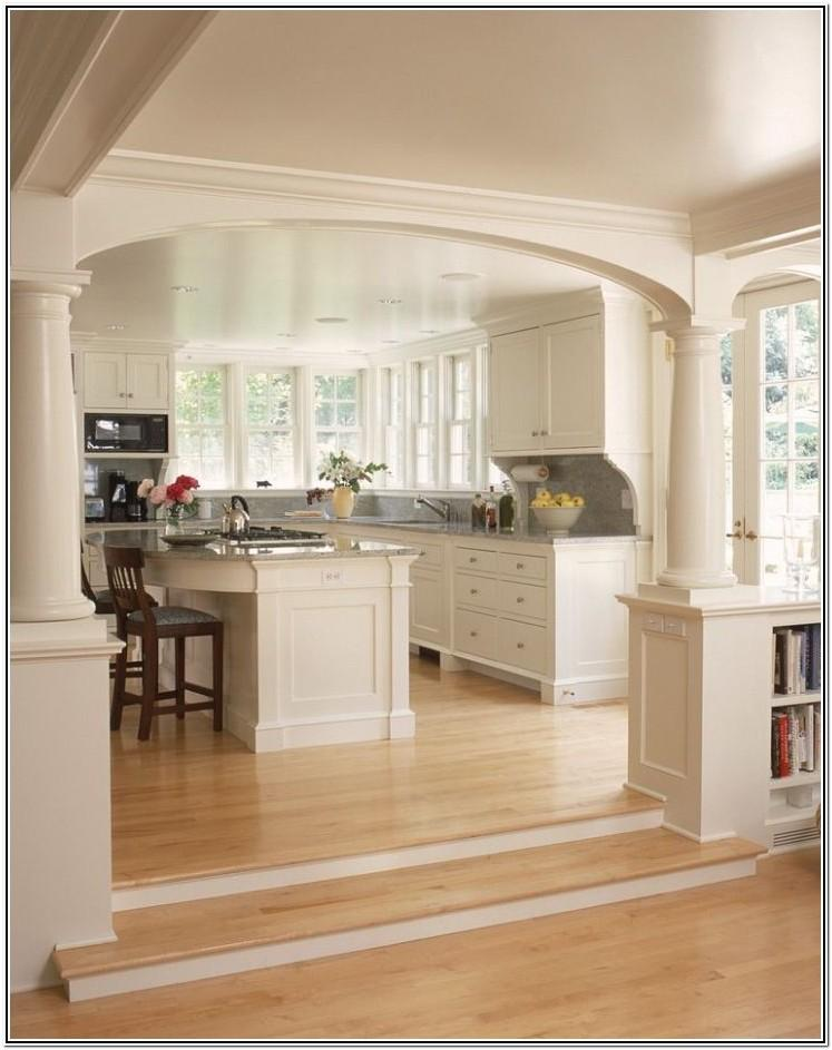 Design Ideas For Small Open Kitchen And Living Room