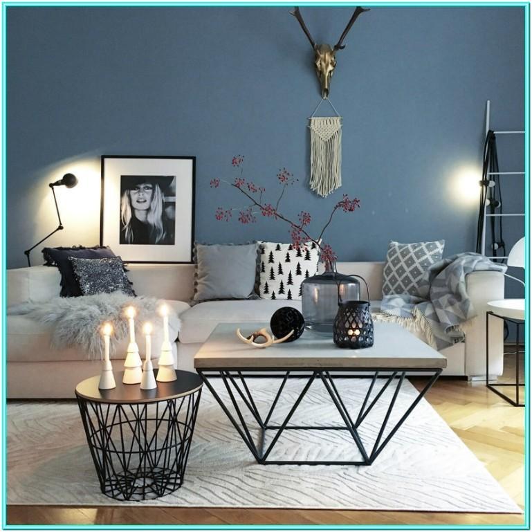 Design Living Room Center Table Decoration Ideas