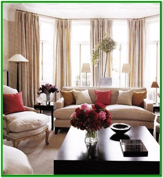 Designer Window Treatments Living Room