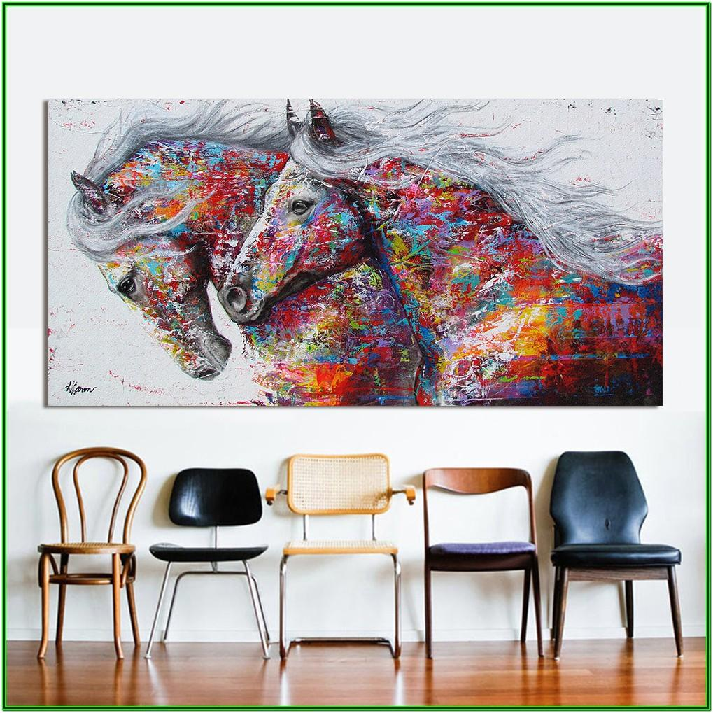 Diy Canvas Paintings For Living Room