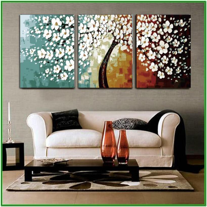Diy Paintings For Living Room
