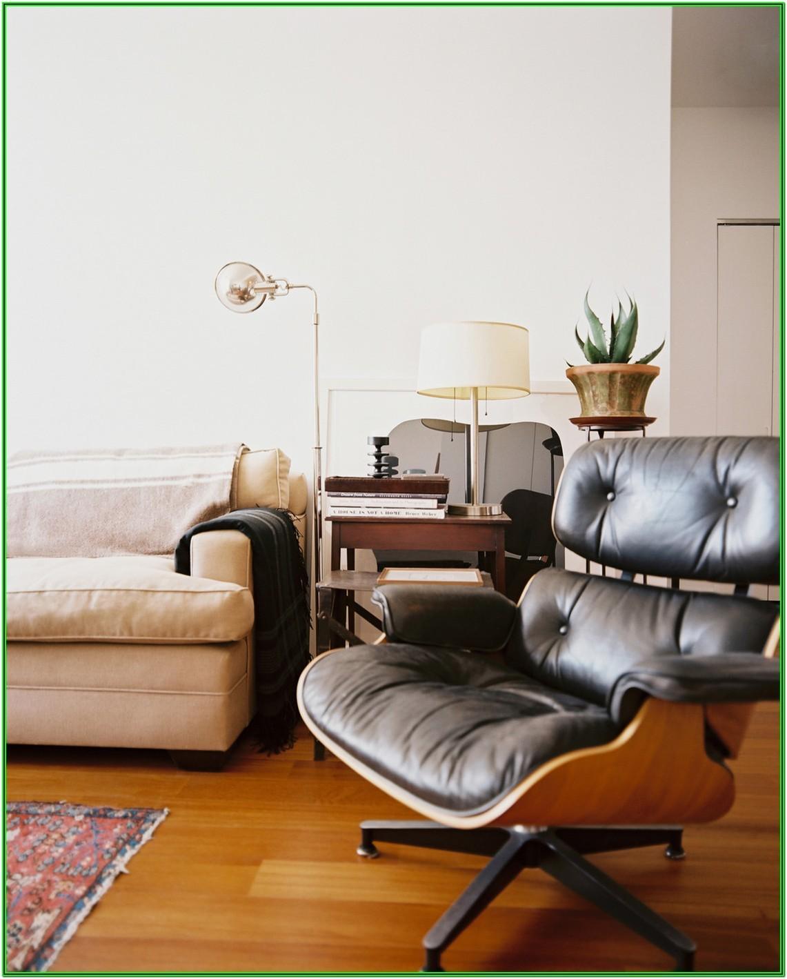 Eames Lounge Chair Living Room Ideas