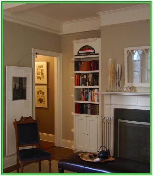 Eggshell Paint Living Room