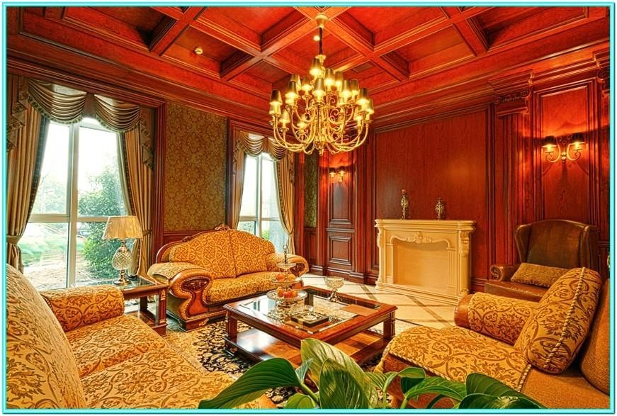 Elegant Beautiful Living Room Furniture
