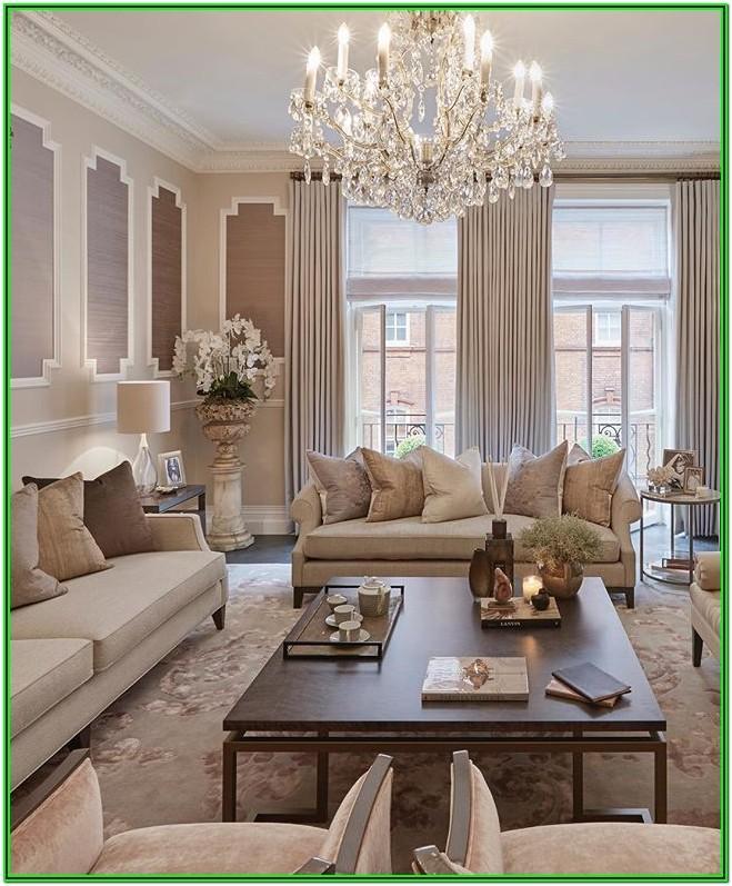 Elegant Living Room Design 2020