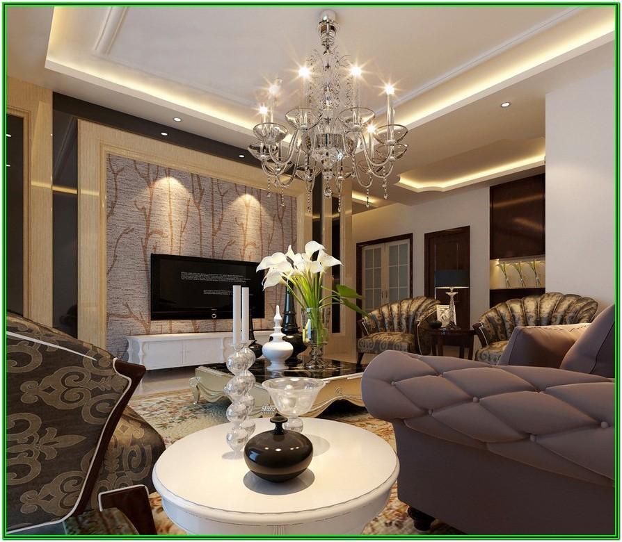 Elegant Living Room Design Modern