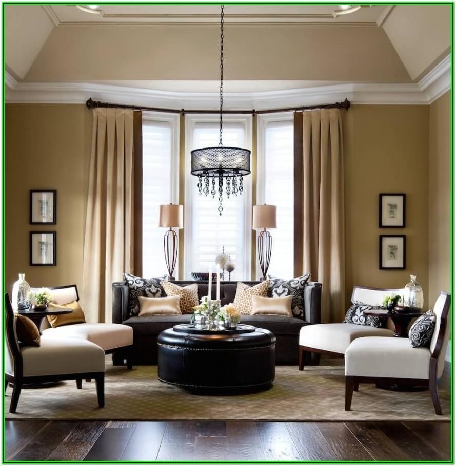 Elegant Living Room Wall Colors