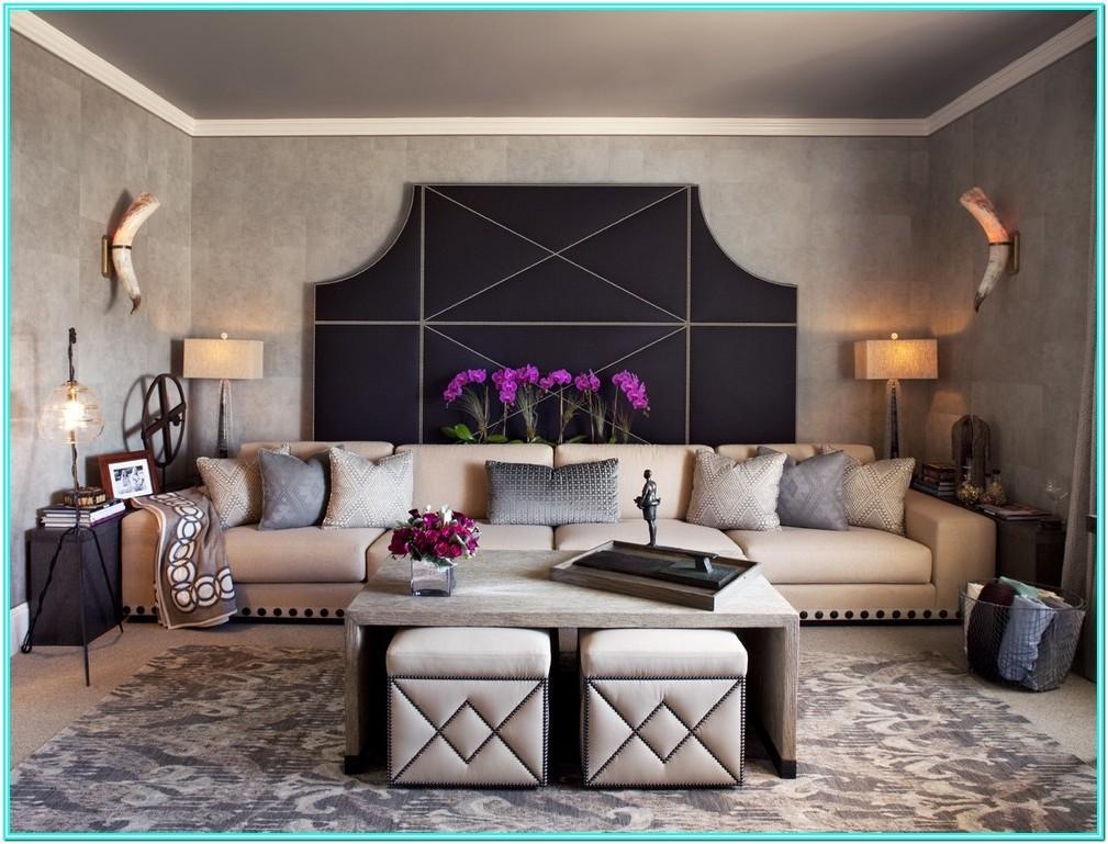 Elegant Modern Living Room Furniture