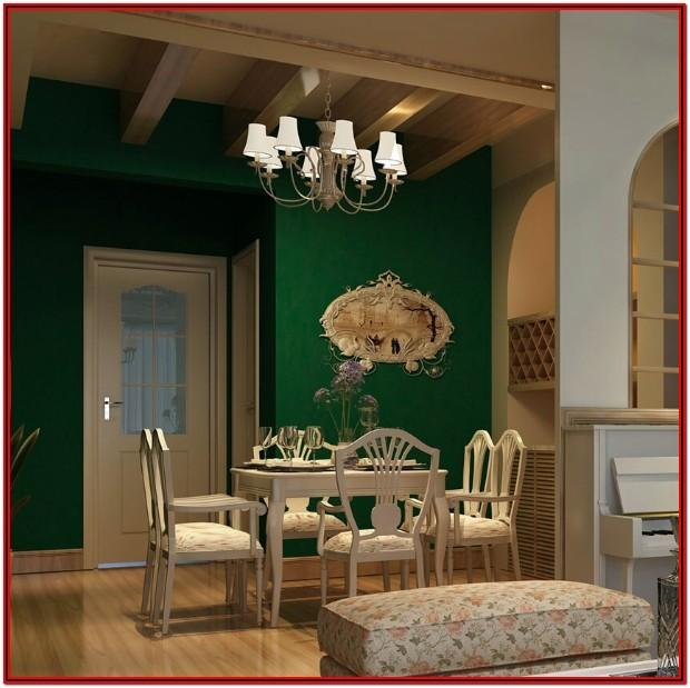 Emerald Green Wall Paint Living Room