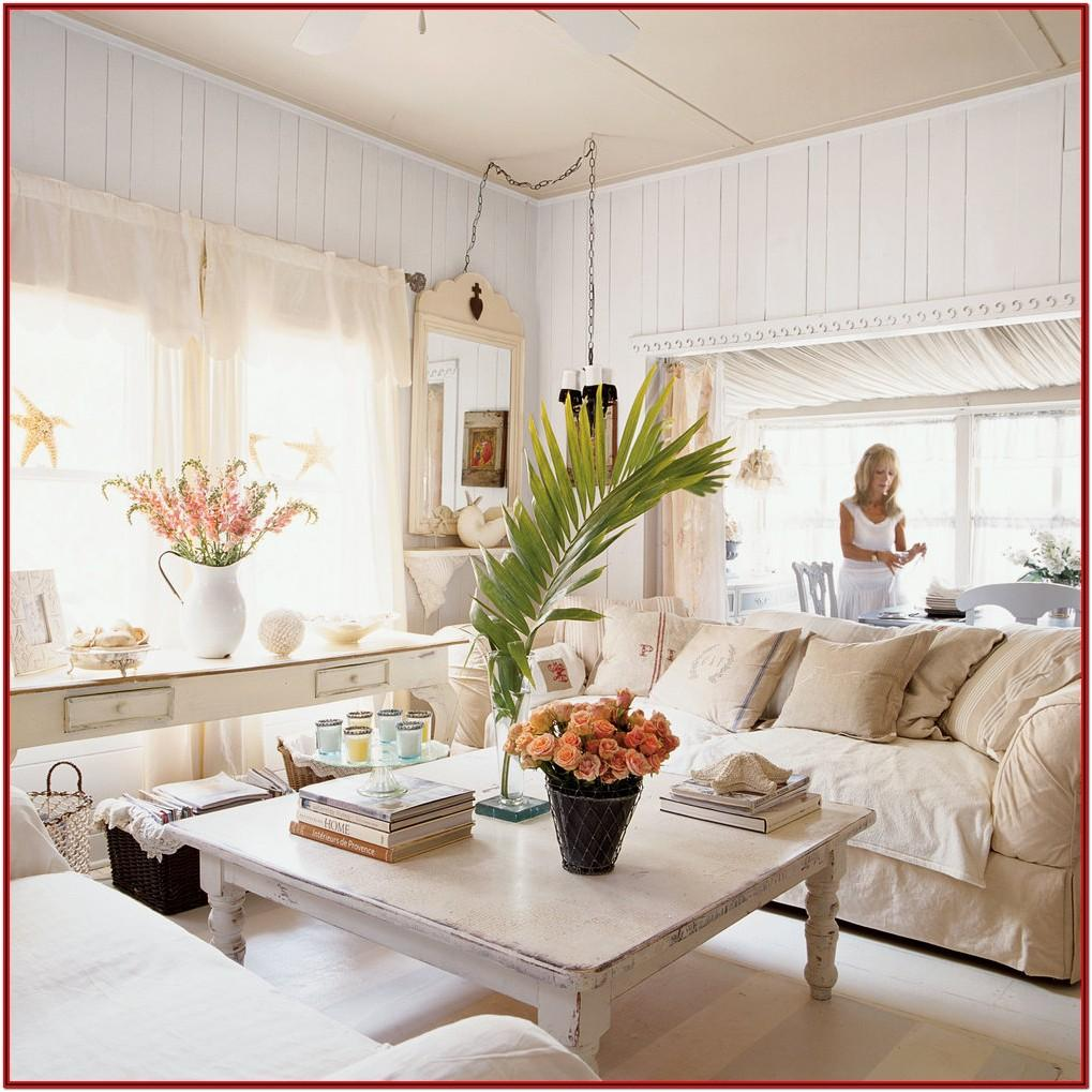 English Cottage Living Room Decor