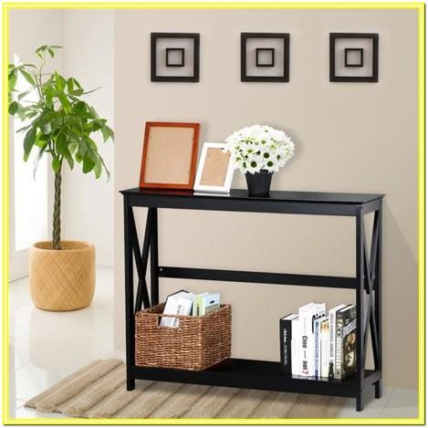 Entrance Console Table Designs For Living Room