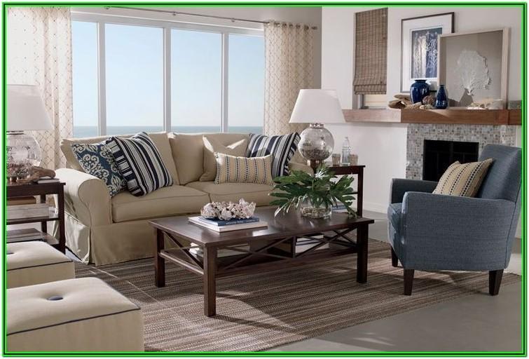 Ethan Allen Tables Living Room