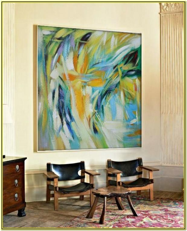 Extra Large Paintings For Living Room