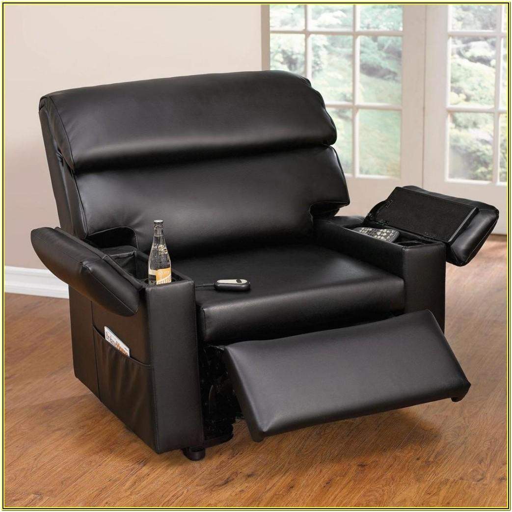 Extra Wide Living Room Chair